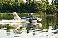 Landing.Czech Aircraft Works Mermaid (3742593491).jpg