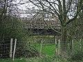 Large barn undergoing conversion or renovation - geograph.org.uk - 342689.jpg