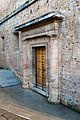 Lateral entrance palacio Carlos V Alhambra Granada Spain.jpg