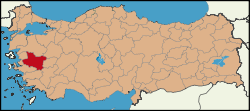 Latrans-Turkey location Manisa.svg