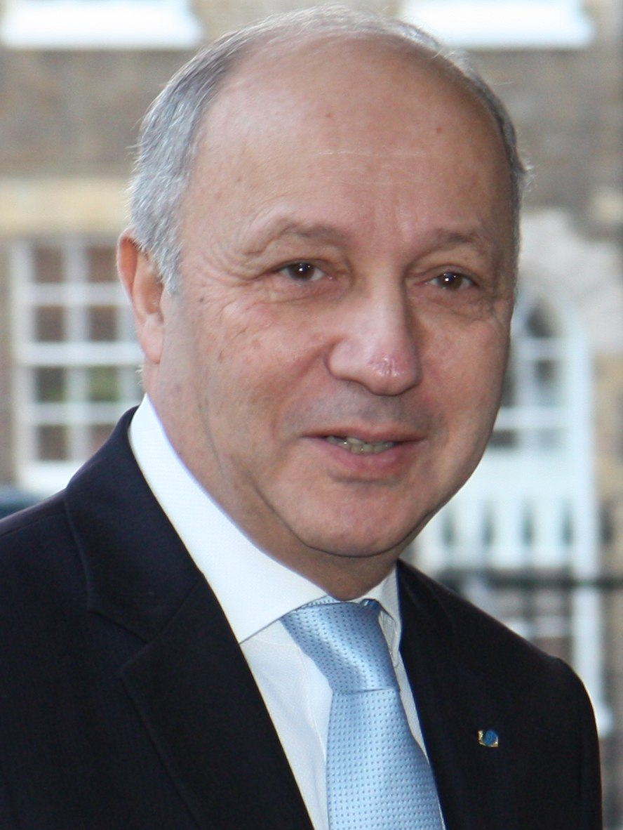 Laurent Fabius January 2015