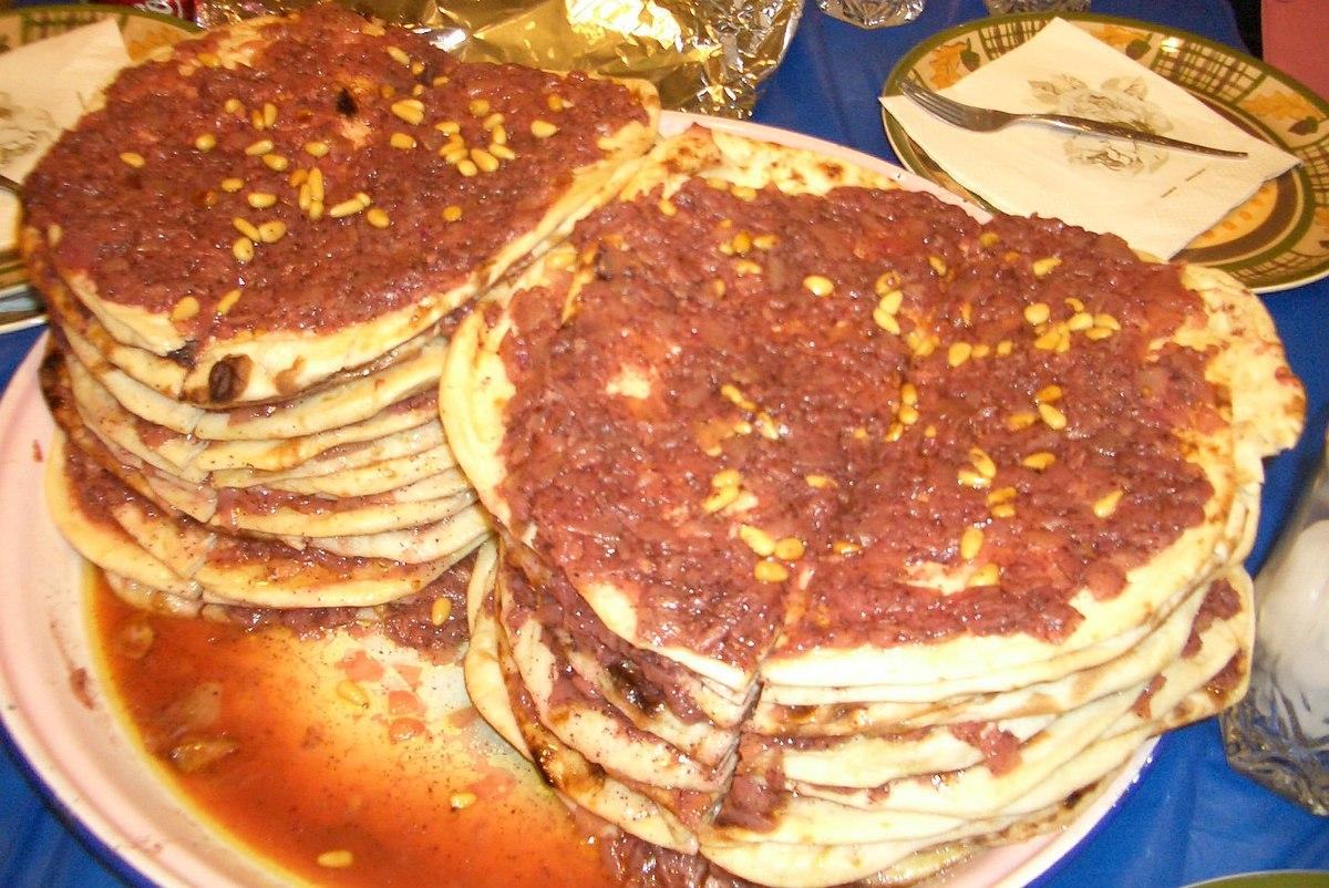 Taboon bread - Wikipedia