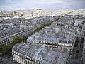 Le Boulevard de Sébastopol vu de la Tour Saint-Jacques, Paris août 2014.jpg