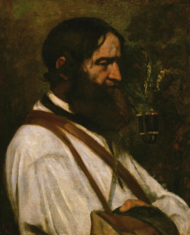 Le Chasseur Maréchal by Gustave Courbet.png