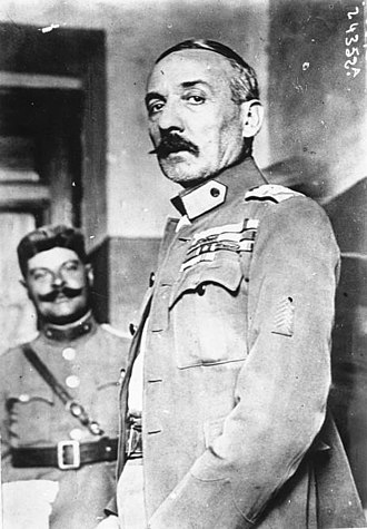 Theodoros Pangalos (general) - Pangalos shortly after his successful coup
