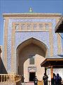 Le mausolée Pakhlavan Makhmoud (Khiva, Ouzbékistan) (5597527446).jpg