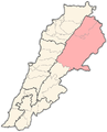 Lebanon districts Baalbek and Hermel.PNG