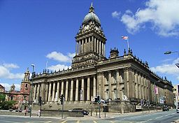 Rådhuset i Leeds