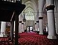 Lefkoşa Selimiye-Moschee (Sophienkathedrale) Innen Langhaus West 4.jpg