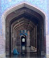 Left Chamber of Shah Jahen Mosque 02.jpg