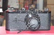 Leica 0, una reedición moderna de la Leica original