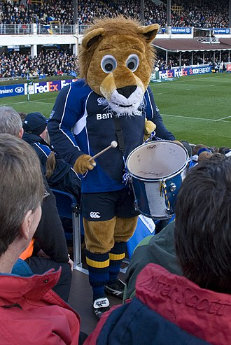 Leinster Rugby - Leo the Leinster Lion