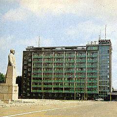 Памятник Ленину (Даугавпилс)
