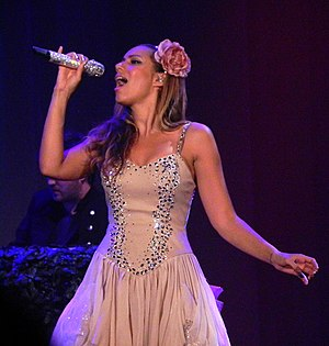 The Labyrinth (tour) - Image: Leona Lewis 2010