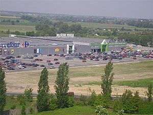 Leroy Merlin - Leroy Merlin in Kalisz, Poland