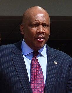 Letsie III of Lesotho King of Lesotho