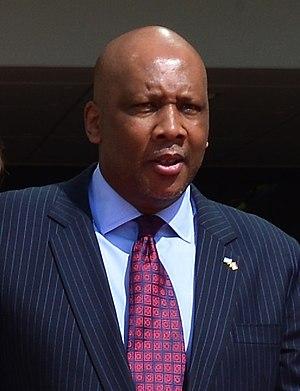 Lesotho - King Letsie III