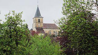 Leuglay Commune in Bourgogne-Franche-Comté, France