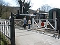 Level crossing, at Staverton - geograph.org.uk - 1236869.jpg