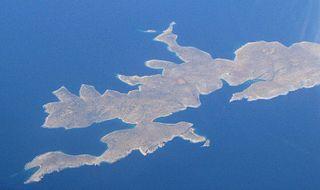 island in Greece