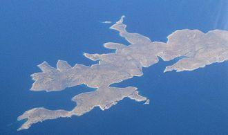 Levitha - Levitha island.