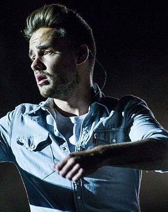 Liam Payne - Payne performing at Soldier Field in Chicago (2015)
