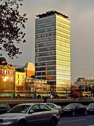 SIPTU - SIPTU headquarters at Liberty Hall, Dublin