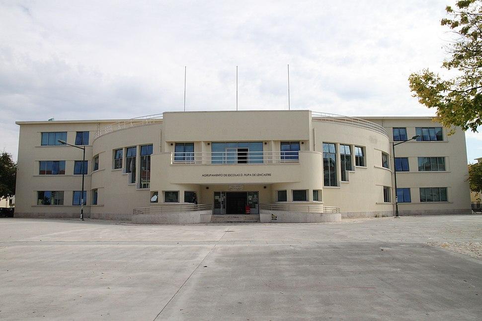 Liceu Dona Filipa de Lencastre 8848