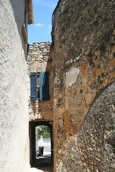 Lieuran-Cabrières (Hérault) - passage