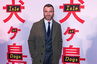 Liev Schreiber - Schreiber at the March 2018 premiere of Isle of Dogs