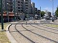 Ligne 1 Tramway Avenue Jean Jaurès Bobigny 1.jpg