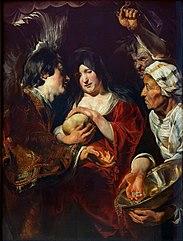La tentation de sainte Marie-Madeleine