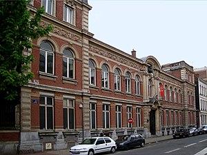 Lille school of journalism - École supérieure de journalisme de Lille cover