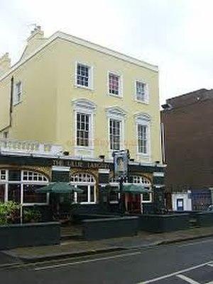 John Scott Lillie - 'The Lillie Arms' public house built by Sir John Scott Lillie, 1835