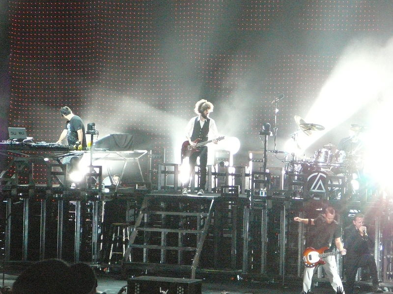 Linkin Park On Stage