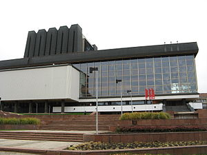 Lithuanian National Opera and Ballet Theatre - Lithuanian National Opera and Ballet Theatre Vilnius
