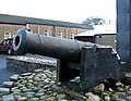 Little cannon, Bangor Abbey - geograph.org.uk - 647067.jpg
