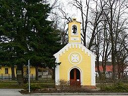 Litvínovická kaple z roku 1861