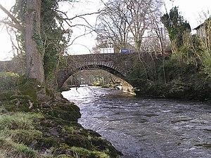 Llandysul - Llandysul bridge