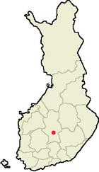 Situo de Jyväskylä