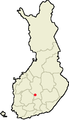 Location of Korpilahti in Finland.png