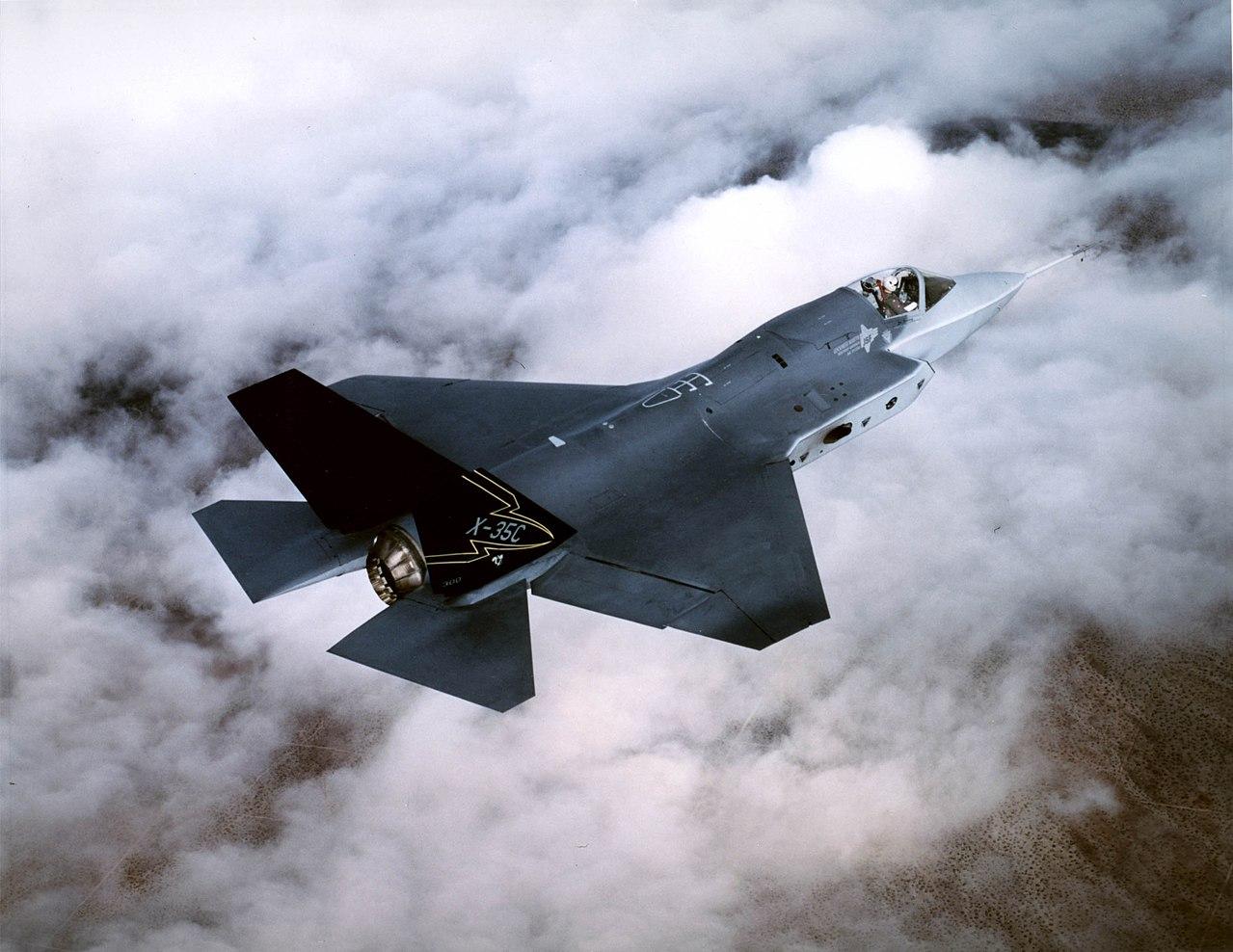 File:Lockheed F-35 Joint Strike Fighter.jpg - Wikimedia ...