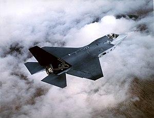 Lockheed Martin X-35 - X-35C
