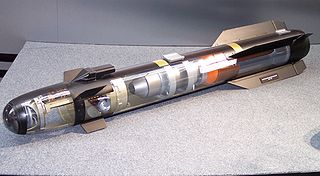AGM-114 Hellfire Type of air-to-surface and surface-to-surface missile