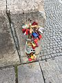 Locks on Alte Mainbrücke.JPG