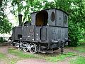 Locomotive (1882) next to Transport Museum Budapest 03.jpg