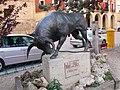 Lodosa - Monumento al Toro con soga 3.jpg