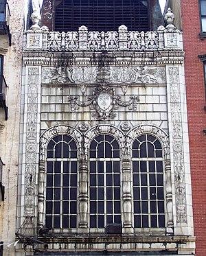 Canal Street (Manhattan) - The former Loew's Canal Street Theatre at 31 Canal Street, a New York City Landmark