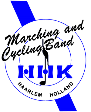Marching and Cycling Band HHK - The MaC-Band HHK logo
