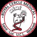 Logo du Royal Cercle Médical Saint-Luc (Mémé)..png